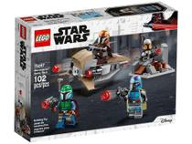 LEGO Star Wars Pack de Batalha Mandalorian - 102 Peças 75267 -