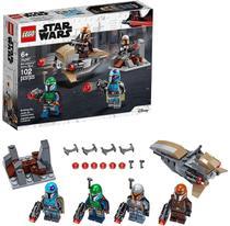 Lego Star Wars Pack De Batalha Mandalorian 102 Peças -