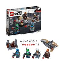 LEGO Star Wars Pack de Batalha Mandalorian - 75267 - 102 Peças -