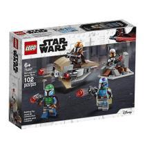 Lego Star Wars Pack de Batalha Mandalorian  75267 -