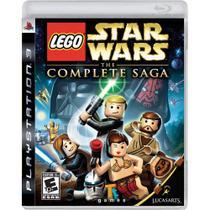 Lego Star Wars: The Complete Saga - Ps3 - Lucasarts