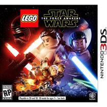 Lego Star Wars: The Force Awakens - 3Ds - Nintendo
