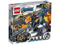 LEGO Super Heroes Ataque de Caminhão - dos Vingadores 477 Peças 76143