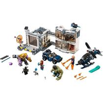 Lego Super Heroes Avengers Compound Battle 76131 ( 699 Peças ) - Buybox