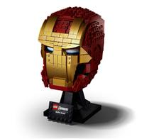 Lego Super Heroes Capacete Homem de Ferro Marvel - 76165 -