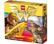 Lego super Heroes Dc 76157 - Mulher Maravilha Vs Cheetah -