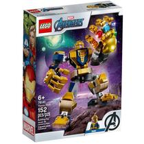 LEGO Super Heroes Disney Marvel Avengers Robo Thanos 76141 -