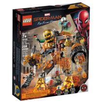 LEGO Super Heroes - Disney - Marvel - Spider-Man - Longe de Casa - Batalha MolteMan - 76128 -
