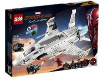 LEGO Super Heroes Jato Stark e Ataque de Drones - 504 Peças 76130