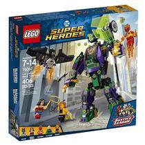 LEGO Super Heroes Liga da Justiça - 76097 - Robô Lex Luthor -