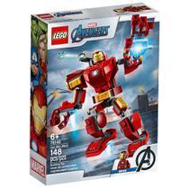 LEGO Super Heroes - Marvel - Avengers - Robo Iron Man M. BRINQ -