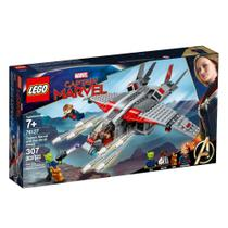 LEGO Super Heroes - Marvel - Captain Marvel e o Ataque do Skrull - Disney - 76127