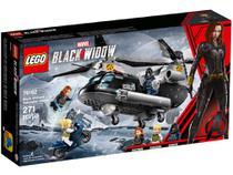 LEGO Super Heroes Perseguição de Helicóptero da - Viúva Negra 271 Peças 76162