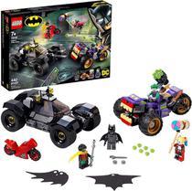 Lego Super Heroes - Perseguição de Triciclo do Coringa - 76159 -