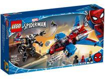 LEGO Super Heroes Spiderjet vs. Robô Venom - 371 Peças 76150