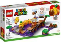 Lego Super Mario 71383 - O Pantano Venenoso de Wiggler - Expansão -