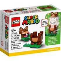 LEGO Super Mario - 71385 - Pacote Power-Up - Mario Tanooki -