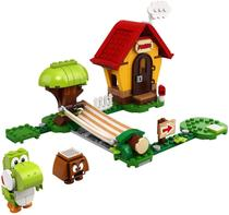 LEGO Super Mario - A Casa do Mario e do Yoshi - Lego 71367 -
