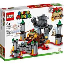 Lego Super Mario Batalha No Castelo Bowser Expansão 1010 peças 71369 -
