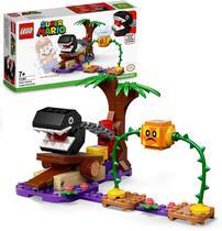 Lego Super Mario Confronto na selva com Chain Chomp - Lego 71381 -
