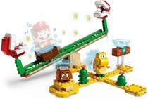 LEGO Super Mario - Derrapagem da Planta Piranha -