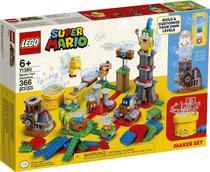 Lego super mario domine sua aventura - expansao 71380 -