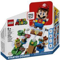 LEGO Super Mario Fase 1 Aventuras de Mario 231 Peças 71360 -
