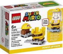 Lego Super Mario - Mario Construto Power Up 71373 - Mga