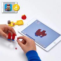 Lego Super Mario - Mario De Hélice Powe Up Lego 71371 BONECO MARIO NÃO INCLUSO. -