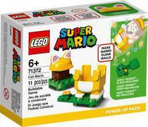 LEGO Super Mario - Mario Gato - Power Up - Lego -