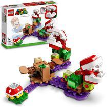 Lego super mario o desafio das plantas piranhas - expansao 71382 -