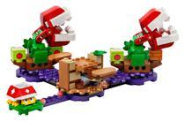 Lego Super Mario o Desafio das Plantas Piranhas expansão - Lego 71382 -