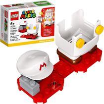 Lego Super Mario Pack Power-Up Mario de Fogo 71370 Lacrado -