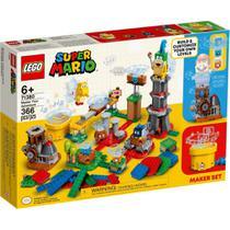 LEGO Super Mario - Pacote de Criação - Domine sua Aventura - 71380 -