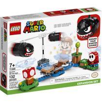 LEGO Super Mario - Pacote de expansão - Bombardeio de Bill Balaços - 71366 -