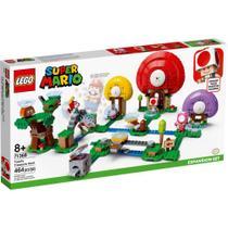 LEGO Super Mario - Pacote de Expansão - Caça ao Tesouro de Toad - 71368 -