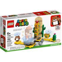 LEGO Super Mario - Pacote de Expansão - Cactubola do Deserto - 71363 -