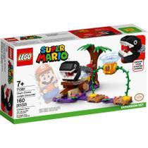 LEGO Super Mario - Pacote de Expansão - Confronto na Selva com Chomp Chomp - 71381 -