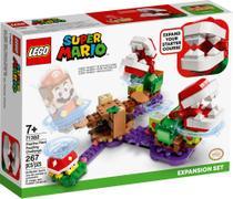 Lego Super Mario - Pacote de Expansao O Desafio da Planta Piranha LEGO DO BRASIL -