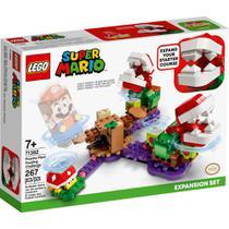 LEGO Super Mario - Pacote de Expansão - O Desafio das Plantas Piranhas - 71382 -