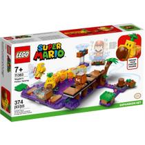 LEGO Super Mario - Pacote de Expansão - O Pântano Venenoso de Wiggler - 71383 -
