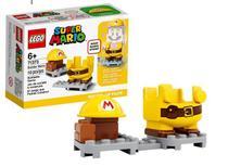 Lego Super Mario Pacote Power Up Mario Construtor 71373 -