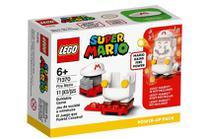 Lego Super Mario Pacote Power Up Mario De Fogo 31370 -