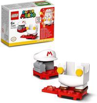 Lego Super Mario - Pacote Power Up - Mario de fogo - 71370 -