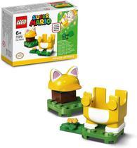 Lego Super Mario - Pacote Power Up - Mario gato - 71372 -