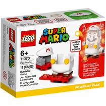 Lego Super Mario Power Up Mario de Fogo com 11 Peças 71370 -