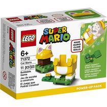 Lego Super Mario Power Up Mario Gato 11 Peças - Lego -