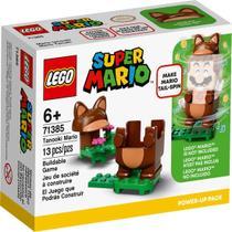 Lego Super Mario Power Up Mario Tanooki 71385 -