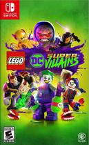 Lego Super Villains - Switch - Nintendo