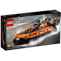 Lego Technic 2 em 1 Hovercraft de Resgate 42120 -